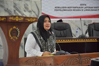 <b>Bupati Bima Sambut Tim Sosialisasi LHKPN dari KPK RI</b>