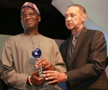 fashola man of the year 2014