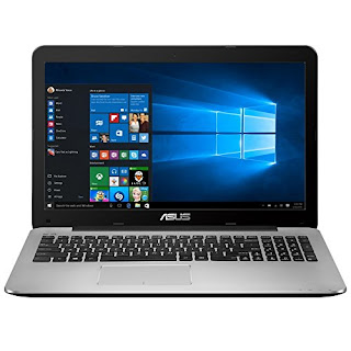 Best Cheap Laptop Under $500 -  ASUS X555DA-AS11 15 inch Full-HD AMD Quad Core Laptop with Windows 10, Black & Silver