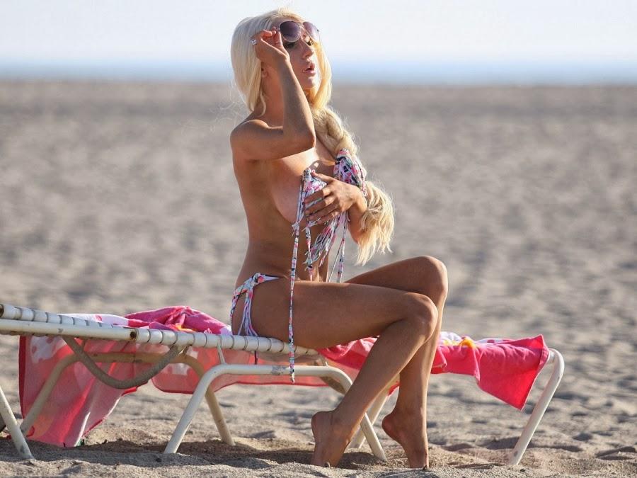 Courtney stodden topless pics