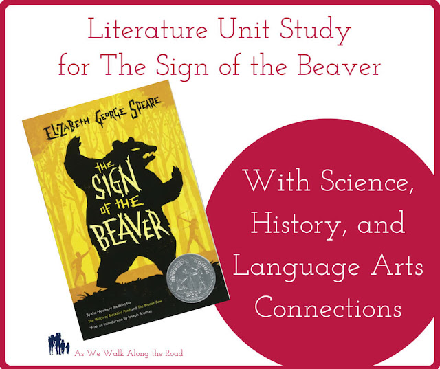 The Sign of the Beaver unit study