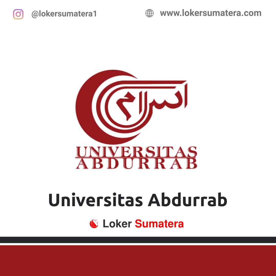 Universitas Abdurrab Pekanbaru
