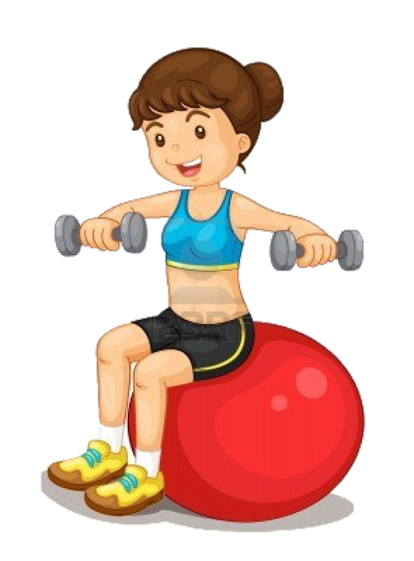 Mama haciendo ejercicio - 1 part 6