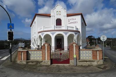 ANTIGA ESCOLA PRIMÁRIA DE LANHESES
