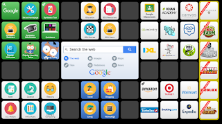 How to Share Website Links with all of your Students using Symbaloo
