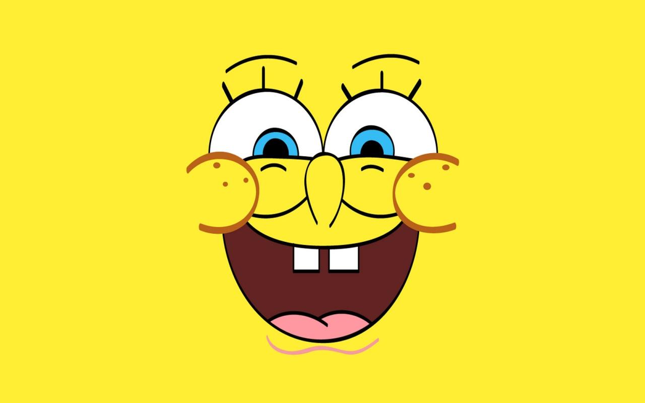 Gambar Boneka Lucu Untuk Wallpaper: 50 Wallpaper Lucu Gambar Spongebob