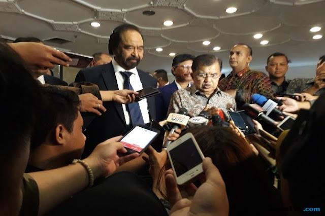 JK Ingatkan TKN Jokowi-Ma'ruf Tak Sebar Hoaks Seperti Ratna Sarumpaet