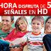 GTD Manquehue y Telsur agregan 5 señales HD a sus planes