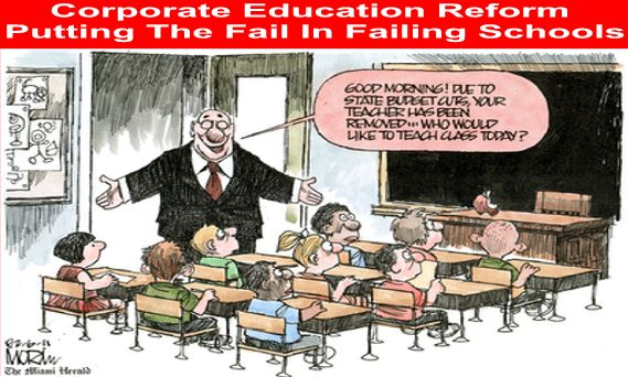 Image result for big education ape 'Failing' School