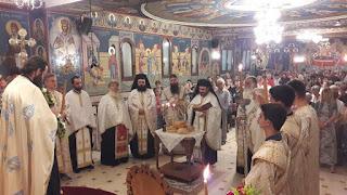 Η εορτή του Αγίου Φανουρίου στην Κατερίνη