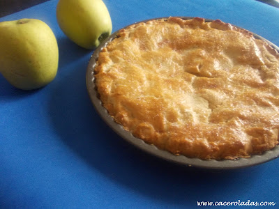 Pie de manzana o Apple pie