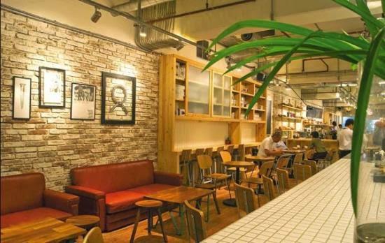 Cafe di Jakarta