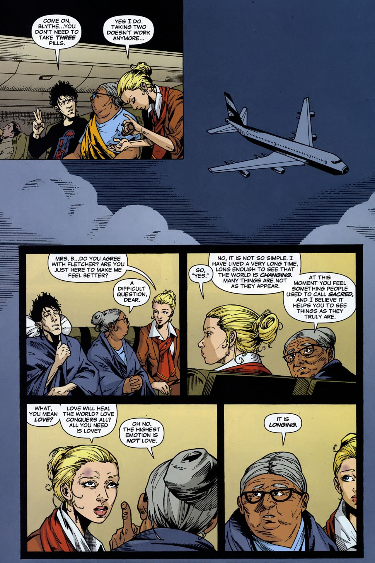 Read online Air comic -  Issue #2 - 18