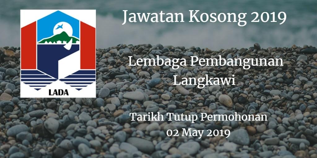 Jawatan Kosong LADA 02 May 2019