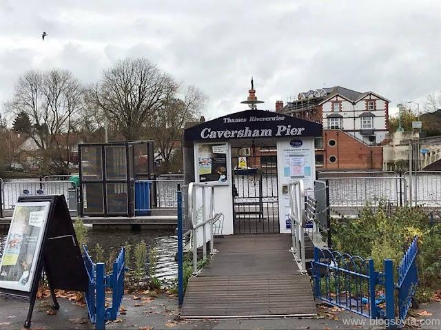Thames Riverside Caversham Pier