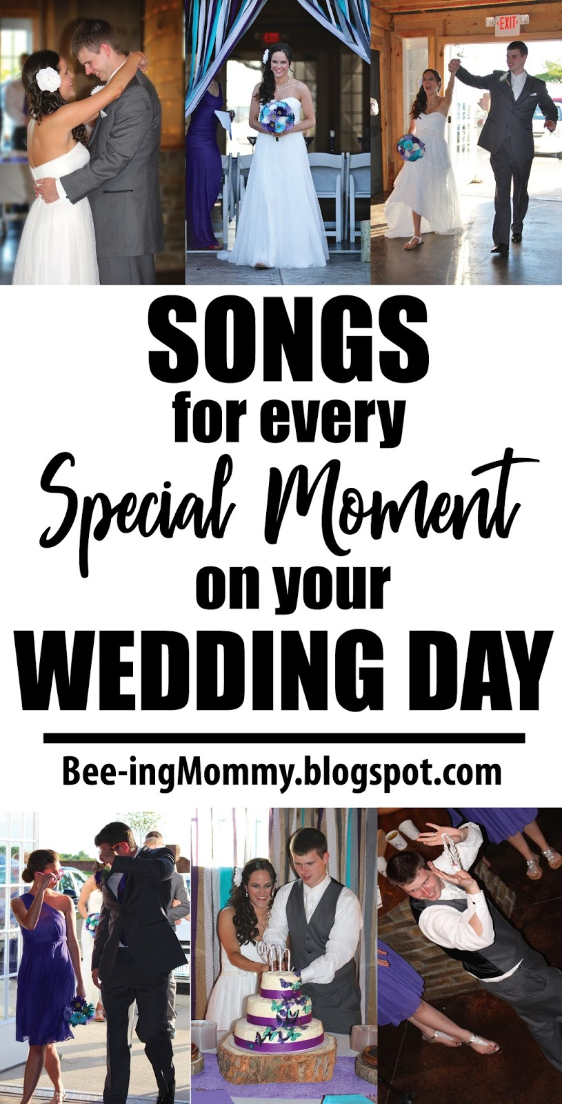 Bee Ing Mommy Blog Wedding Song Ideas For Those Special Moments
