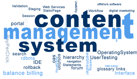 Top Reasons to Use Content Management Systems