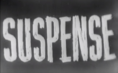 Suspense (1949-1954) horror mystery TV