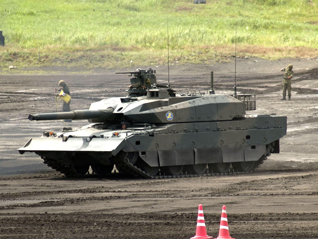 2b8462267b9d Type 10 main battle tank will be able o use new ammunition which is called   armour-piercing ammunition III . It is also armed with coaxially mounted  7.62-mm ...