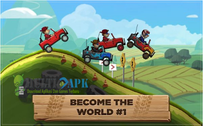 Download Hill Climbing Racing 2 Apk Mod Coin Gems All Unlock v0.52.3 For Android Terbaru