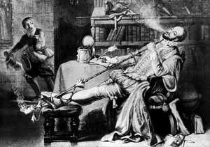 Уолтер Рэли история табака
