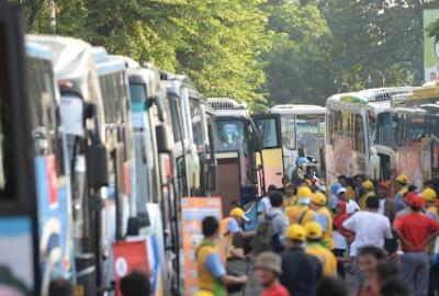Mudik Gratis Lebaran 2018 Kemenhub Tambah Bus