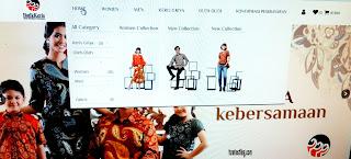 produk Batik Keris online