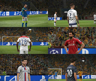 PES 2019 Competition Kit Server PTE Special by Cesc