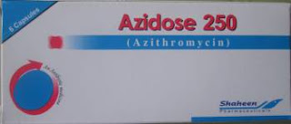 Azidose 25mg tablet