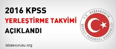 2016-kpss-yerlestirme-takvimi