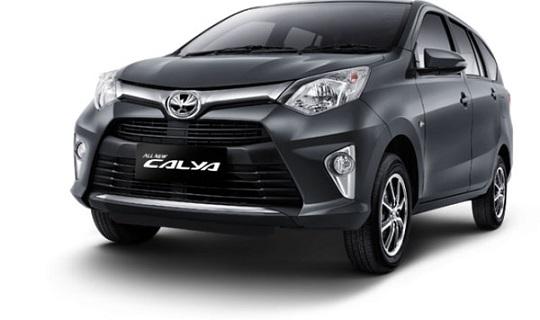 Toyota Cikande Tangerang Serang Banten