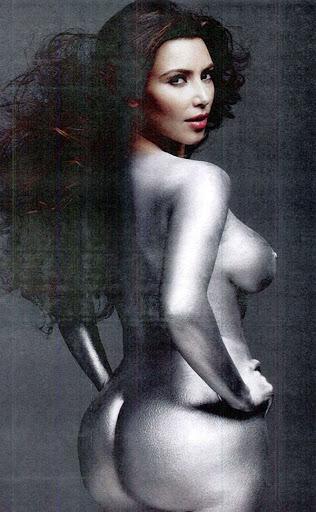 Kim kardashian foto bugil
