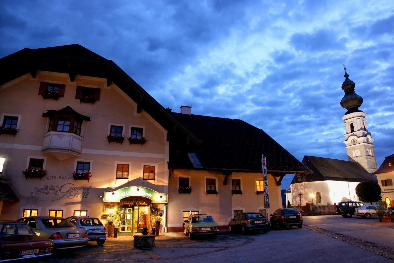 Wild Gans Aus Faistenau Hotel Alte Post Faistenau