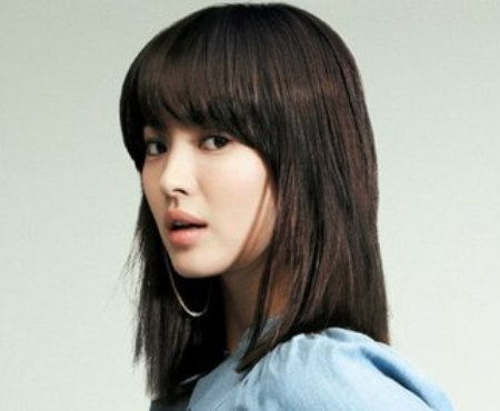 Medium Asian Hair Styles 17