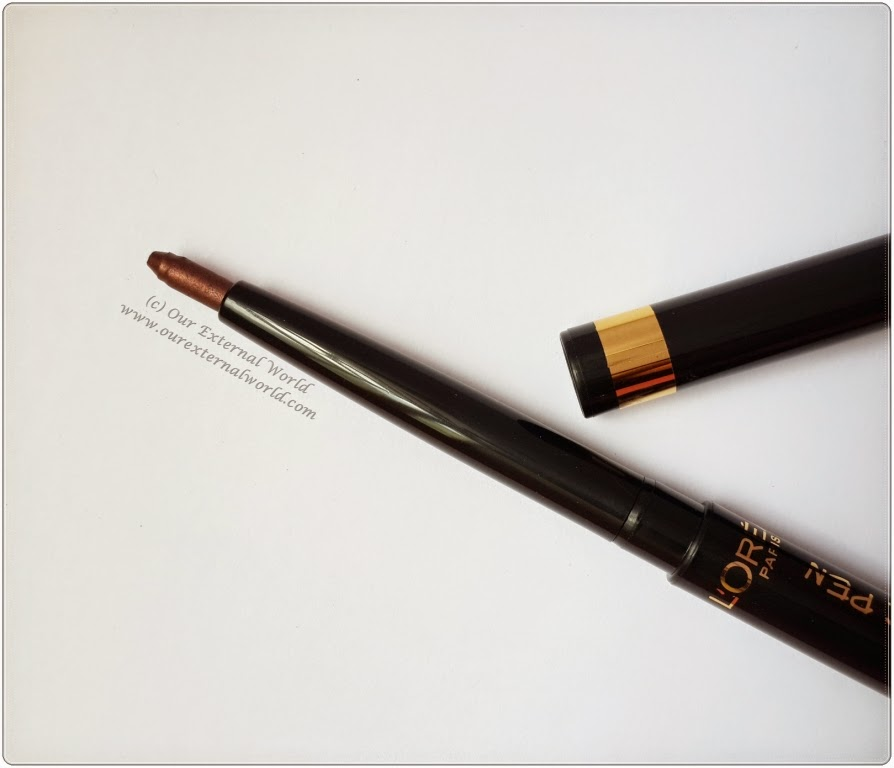 L'Oreal Paris Super Liner GelMatic Pen - Review & Swatches (Cannes Collection)