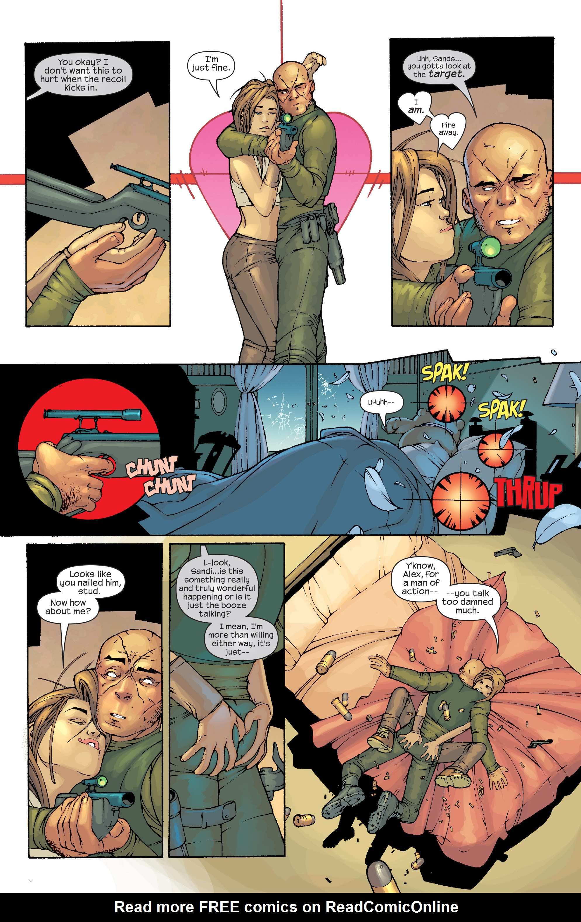 Read online Agent X comic -  Issue #10 - 10