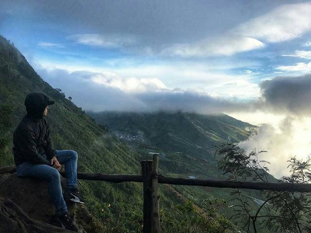 Indahnya Pemandangan Bukit Sikunir