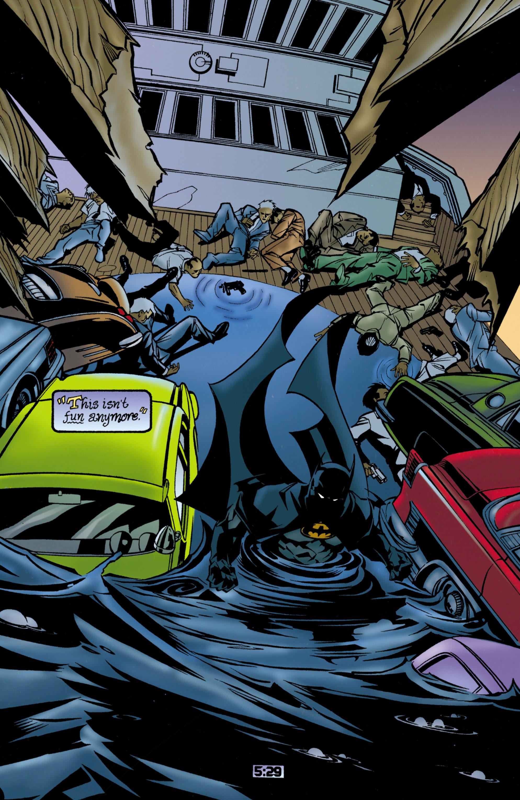 Detective Comics (1937) 726 Page 17
