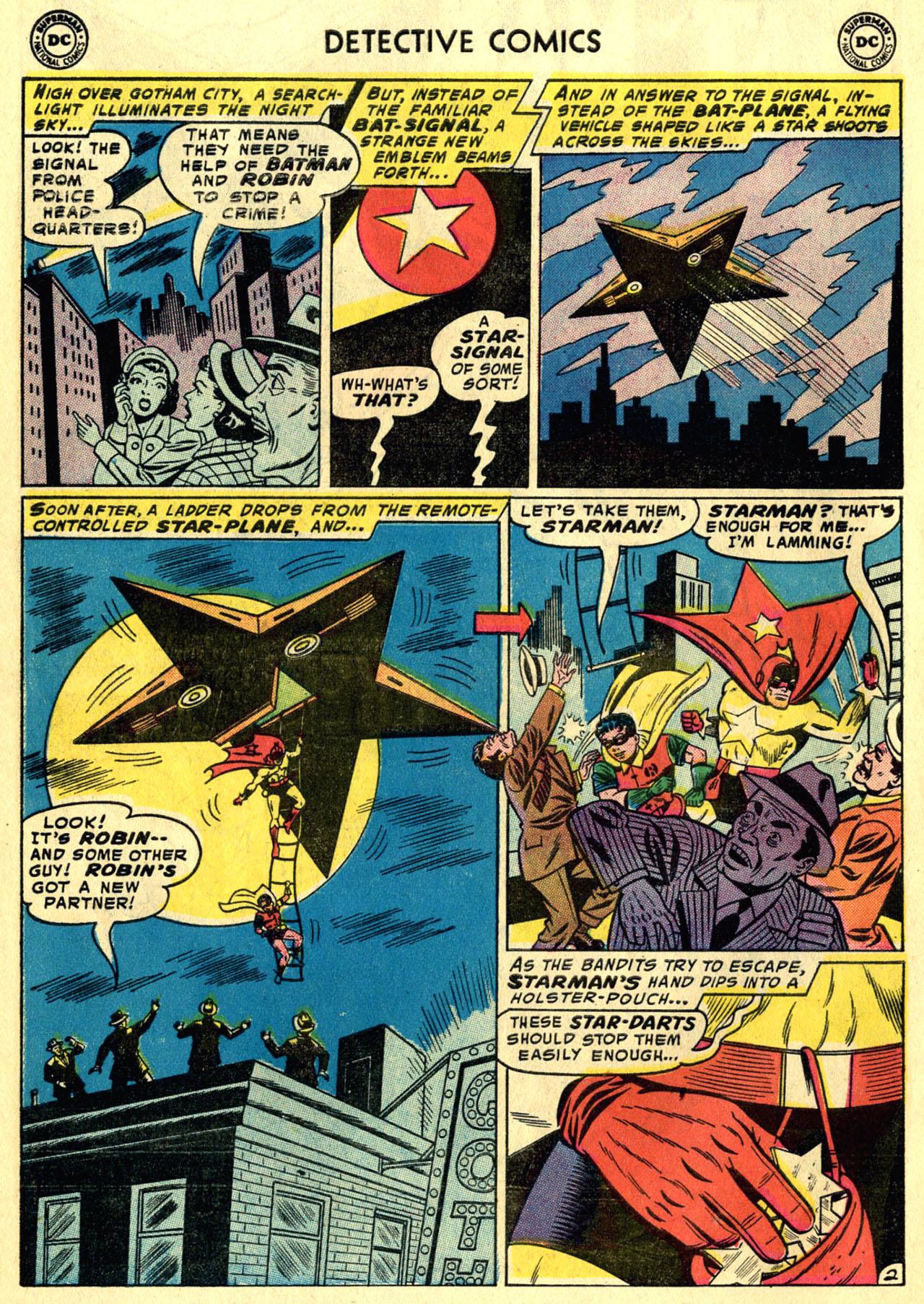 Read online Detective Comics (1937) comic -  Issue #247 - 4