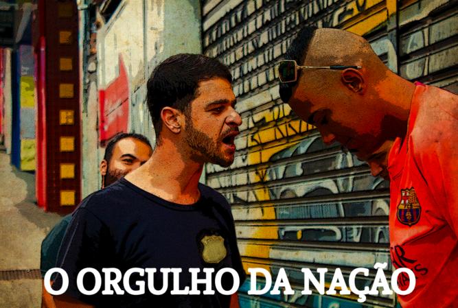 O Orgulho da Nação (Polissemia) - Rafael Loureiro