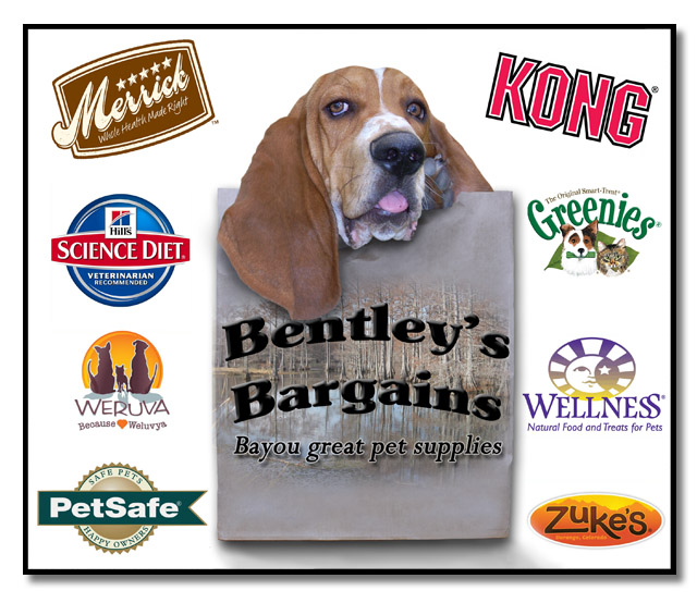 Bentley's Bargains and some offered brands