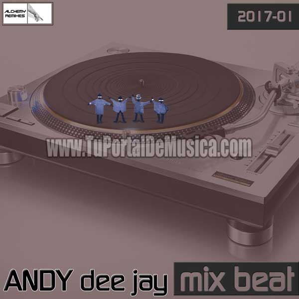 Andy Dj Mix Beat Volumen 1 (2017)