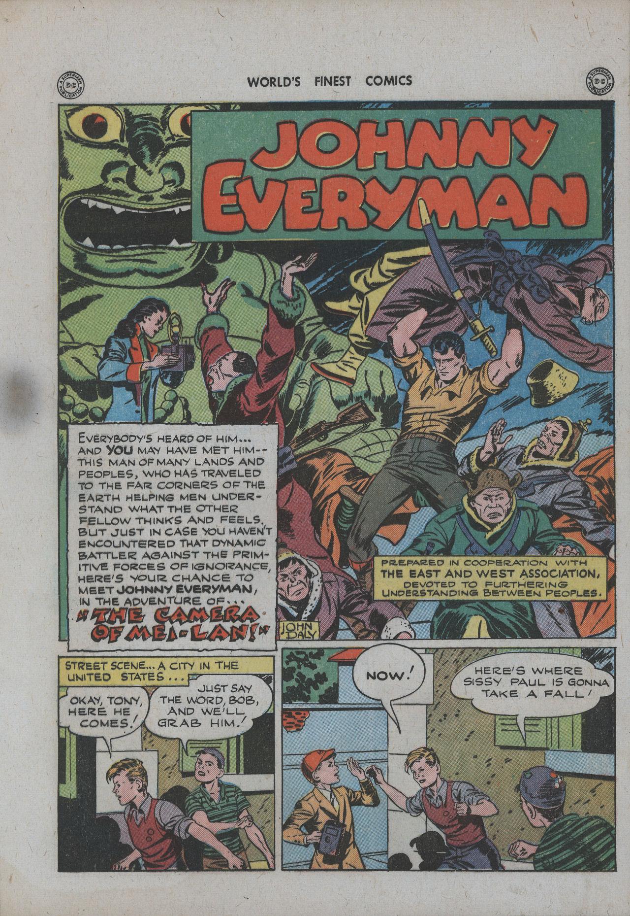 Read online World's Finest Comics comic -  Issue #15 - 62