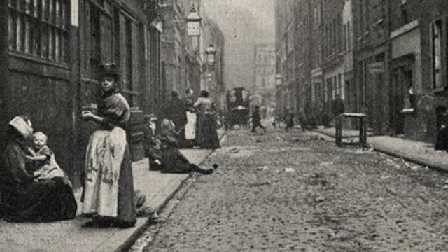 El barrio de Whitechapel en el siglo XIX