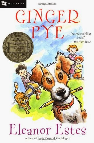 Ginger Pye as part of Chapter Books for Preschoolers List