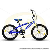 sepeda bmx wimcycle bronco