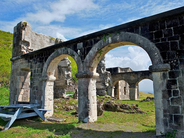 Seven Places To Visit In St. Kitts