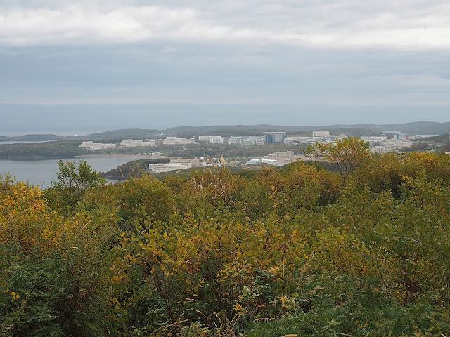 Владивосток, остров Русский (Vladivostok, Russky Island)