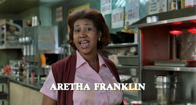 Aretha Franklin in The Blues Brothers - 1980