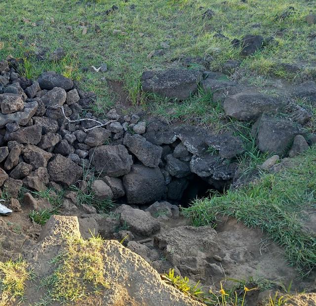 Ana Kakenga, Isla de Pascua